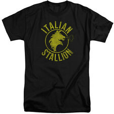Rocky Italian Stallion Horse Mens Big and Tall Shirt