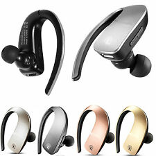 Wireless Bluetooth Headset Stereo Headphone Earphone for iPhone Samsung Motorola