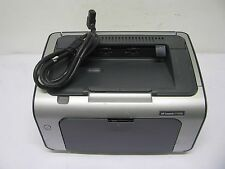 HP LaserJet P1006 Workgroup Laser Printer - Missing output paper tray