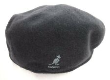 100% Authentic Men's KANGOL 504 Ivy Cap 100% Wool 0258BC Dark Flannel Gray