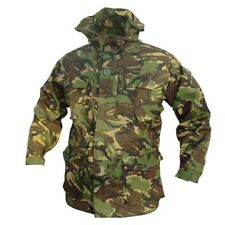 GENUINE BRITISH ARMY SMOCK COMBAT MILITARY CAMOUFLAGE CAMO CADET FIELD JACKET