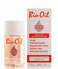 Bio-Oil with PurCellin Oil Skincare for Scars Stretch Marks Anti Ageing