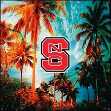 North Carolina State Wolfpack NC State Tailgate Blanket Tropical