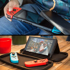 For Nintendo Switch Carrying Case Storage Bags Pouch Zipper Classic Travel New