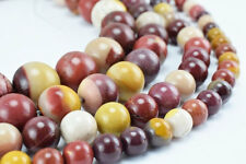 Natural Mookaite Jasper Gemstone Beads, Gemstone Round 6mm,8mm,10mm,12mm