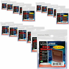 10,000 2000 800 400 Ultra Pro Sports Card Soft Penny Sleeves FREE Post WHOLESALE