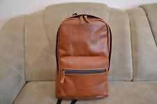 Leather backpack, Fashion backpack, 100% natural soft Italian leather