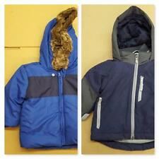 NWT newborn baby toddler Boy Coat Jacket From The Children's Place