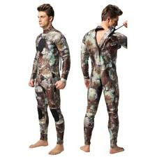 Men's Wetsuit Scuba Diving Stretch Suit Swimming Surfing Snorkeling Spearfishing