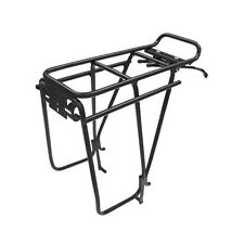 Tortec Transalp Road Cycling Commuting Rear Disc Compatible Luggage Pannier Rack