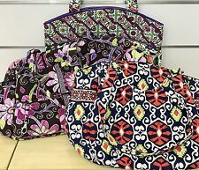 Vera Bradley Repair Lot: Purple Punch Baby Bag, Viva la Vera, Sun Valley Glenna