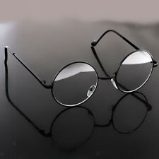Vintage Men Women Eyeglass Frame Glasses Retro Spectacles Round Lens Eyewear