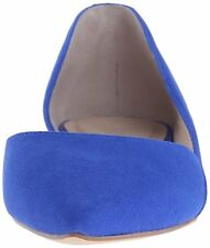 Marc Fisher Womens sunny Pointed Toe Ballet Flats