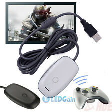USB XBOX 360 Wireless Gaming Receiver Adapter for PC STEAM Wireless Controller