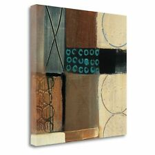 'Circumference' by Leslie Bernsen Painting Print on Wrapped Canvas