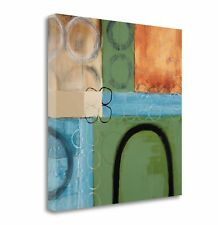 'Make a U-Turn' by Leslie Bernsen Painting Print on Wrapped Canvas
