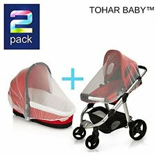 Baby Mosquito Nets for Strollers Carriers Car Seats Cradles Beds Netting Cover