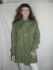 Army Shirt Olive Green General Service long Sleeve ~  British Issue