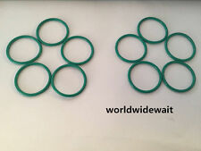 10pcs Fluorine Rubber O Ring Oil Sealing Gasket 29/30/31/32/35mm Outer Dia 1.5mm