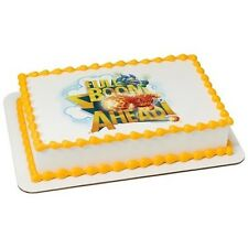 Skylanders Party Edible Cake OR Cupcake Toppers Decoration