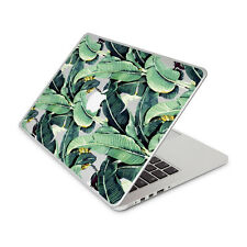 Tropical Leaves clear hard case for MacBook Air 13 MacBook Pro Retina 13 15