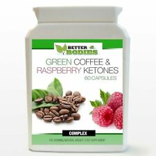 Better Bodies Raspberry Ketone Complex & Green Coffee Bean Extract Weight Loss
