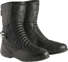 Alpinestars MonoFuse Gore-Tex Touring Boots Black Adult Men's Euro Sizes