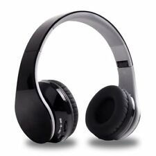 Wireless Bluetooth 4.0 Stereo Headphone On-Ear Noise Cancelling Headset with Mic