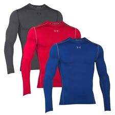 Under Armour ColdGear Mens Armour Compression Crew Long Sleeve Top