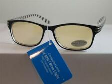 COMPUTER READING GLASSES ANTI REFLECTIVE TINTED LENS UV PROTECTION