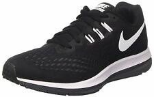 Nike WINFLO 4 Mens Black White Dark Grey Athletic Running Sneakers Shoes
