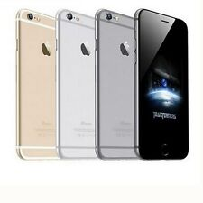 Apple iPhone 6-16GB 64GB 128GB (AT&T) 4G Smartphone Gold Gray Silver Cell Phone