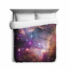 """Sharp Shirter Under The """"wing"""" of The Small Magellanic Cloud Duvet Cover"""