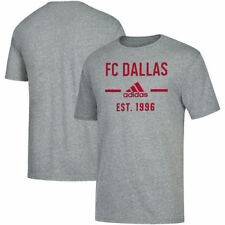 Fc Dallas Adidas Simply Put Triblend T-Shirt
