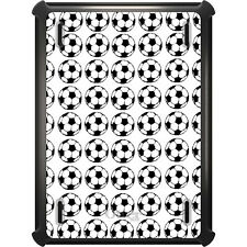 OtterBox Defender for iPad Air Mini 1 2 3 4 Soccer Balls Drawing