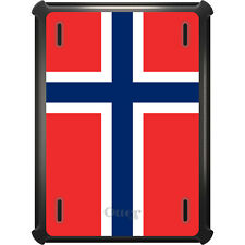 OtterBox Defender for iPad Air Mini 1 2 3 4 Norway Flag