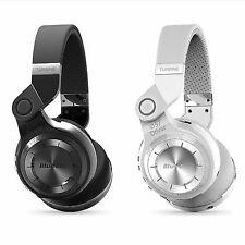 Bluedio T2 Wireless Bluetooth Headphone Stereo Foldable HD Headset For Mobile PC