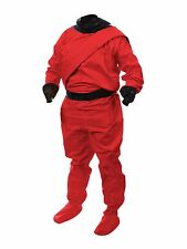 Drysuit for Paddlesports: Enki Relief by Mythic Gear, Unisex, Red