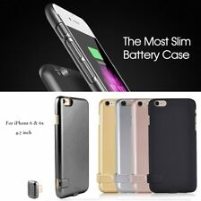 """External Battery Charger Charging Case Cover Pack For Apple iPhone 6/6s 4.7"""""""
