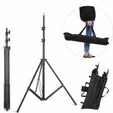 195cm Light Stand tripod Kit for Flash Photo Studio Lighting Umbrella Softbox