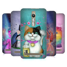 OFFICIAL ASH EVANS MAGICAL CREATURE HARD BACK CASE FOR ONEPLUS ASUS AMAZON
