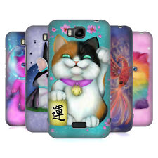 OFFICIAL ASH EVANS MAGICAL CREATURE HARD BACK CASE FOR HUAWEI PHONES 2