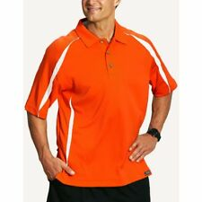 Pro Celebrity Men's Elite Moisture Management Ottoman Polo