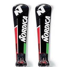 Nordica 16 - 17 Dobermann SLR EVO Skis w/Evopro 412TC Bindings NEW !! 156cm