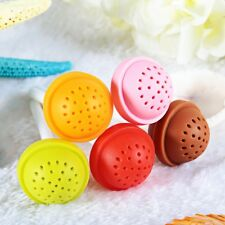 Safety Creative Colorful Sweet Candy Shape Silicone Tea Infuser Filter Strainer