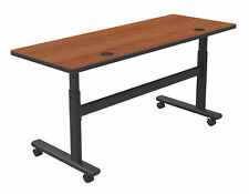Balt Height Adjustable Training Table with Wheels