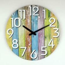 Wall Clock Watch Home Decorations Modern Silent Large Decorative Time Clocks New