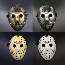 Jason vs Freddy The 13th Friday Horror Mask Hockey Costume Cosplay Party Prop