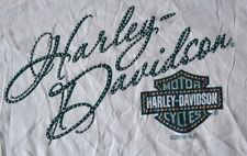 Discounted Harley-Davidson Women's Top - Awesome Design w Rhinestone Logo !!!