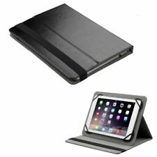 """Universal Adjustable PU Leather Stand Case Cover For Android Tablet 8"""" 7"""" 7.7"""""""